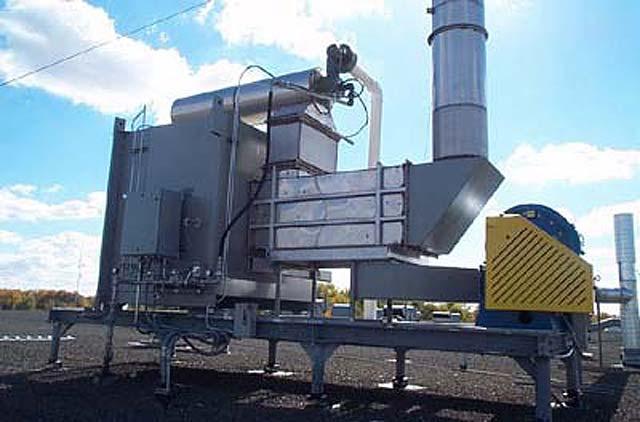 Manufacturer of Waste to Energy Fume Incinerators | HiTemp ...