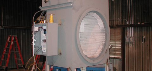 Rotary Kiln Catalyst Module