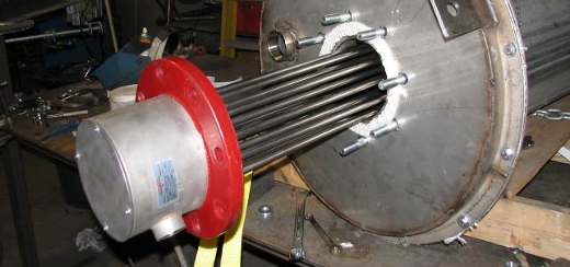 Tube-type Preheat Exchanger