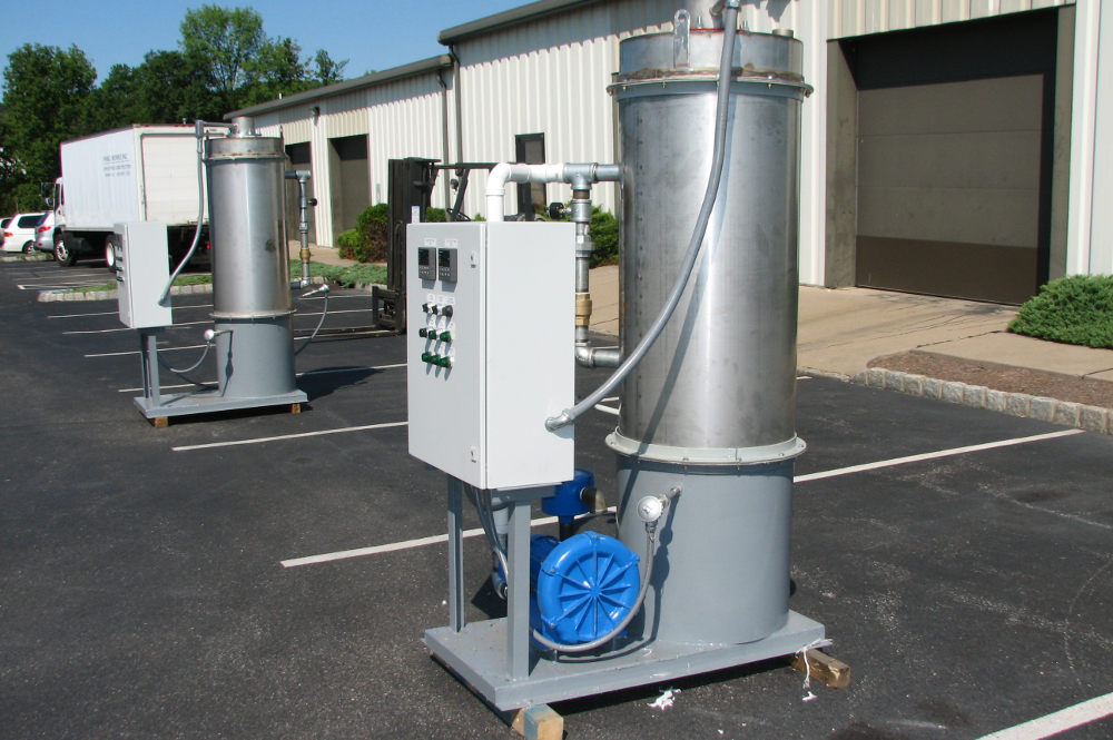 HiTemp soil vapor extraction systems
